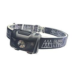 Stirnlampen / Sicherheitsleuchten LED - Radsport Wasserdicht / Einfach zu tragen AAA 180 Lumen BatterieCamping / Wandern / Erkundungen /