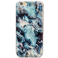 Capa traseira Other Other TPU Macio Marble Design+New Good Design Case Capa Para AppleiPhone 6s Plus/6 Plus / iPhone 6s/6 / iPhone
