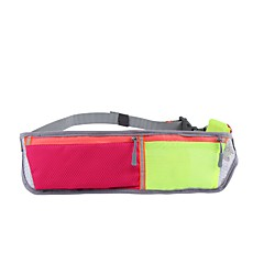 Sports Bag Waist Bag/Waistpack Multifunctional / Close Body Running Bag Iphone 6/IPhone 6S/IPhone 7 / Other Similar Size Phones 43*10.5cm