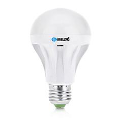E26/E27 LED Globe Bulbs  27 SMD 2835 550 lm Warm White / Cool White Decorative AC 220-240 V 1 pcs