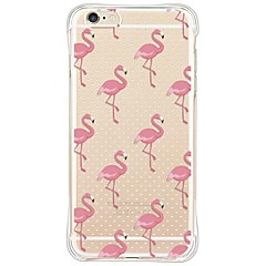 Ostrich TPU Soft Antishock/Dustproof/Waterproof/Clear Back Cover For iphone 6s Plus/6 Plus/6s/6/SE/5S/5