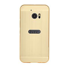 For HTC etui Belægning Etui Bagcover Etui Helfarve Hårdt Akryl for HTC HTC Desire 826 HTC Desire 626 HTC A9 Andet