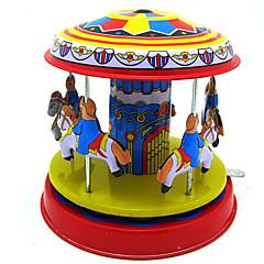 Lievittää stressiä Vedettävä lelu Pyöreät Metalli