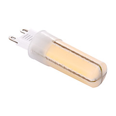 YWXLight Dimmable 7W E14 / G9 / G4 / BA15D LED Bi-pin Lights T 80 SMD 5730 700-800 lm Warm White / Cool White