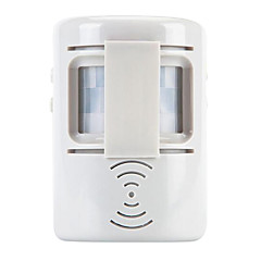 Two-way Infrared Sensor Doorbell Welcome Speech Voice Control / Burglar Alarm