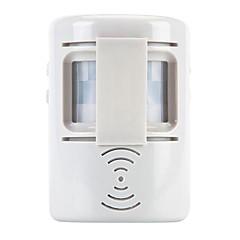 kaksisuuntainen infrapunatunnistin ovikelloa Tervetuloa puheen ääniohjauksen / varashälyttimen