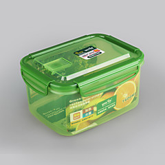 YOOYEE Brand Heat Resistant Rectangular Airtight Food Storage Containers with Lid