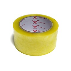 Width 5CM 3CM Thick Transparent Tape Sealing Tape Printing Packing Tape (Clear 5Cm * 3.0Cm)