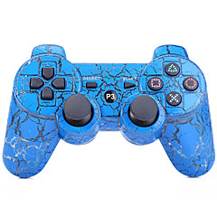 dual shock controller wireless a sei assi Bluetooth per Sony PS3 (multicolore)
