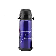 YJN Stainless Steel Water Bottle Black / Silver / Purple