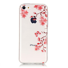 Bagcover IMD / Ultratynd / Bisque / Mønster Other TPU Blød Tilfælde dække for AppleiPhone 6s Plus/6 Plus / iPhone 6s/6 / iPhone SE/5s/5 /