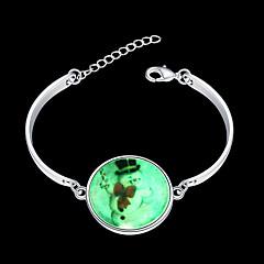 Dames Bedelarmbanden Bangles Armband Modieus leuke Style Verlicht Europees Verzilverd Legering Sieraden Voor Feest Speciale gelegenheden