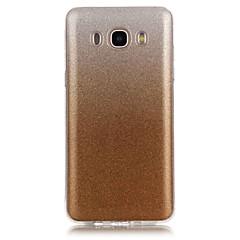 terug IMD Glitterglans TPU Zacht IMD Geval voor Samsung Galaxy J7 (2016) / J7 / J5 (2016) / J5 / J3 / J1 (2016) / Grand Prime / Grand Neo