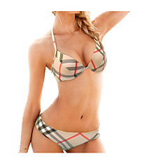 Fashion Gathered Bikini Swimwear Swimsuit Steel Torg