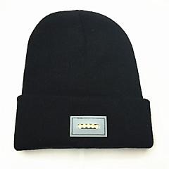 Ski Hat Ski Hat Unisex Thermal / Warm / Windproof / Detachable Cap / With Safty Light / Comfortable Snowboard Wool FabricSnowboarding /