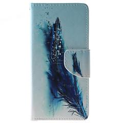 Voor Huawei hoesje / P9 Lite / P8 Lite Kaarthouder / Portemonnee / Schokbestendig / Stofbestendig / met standaard hoesjeVolledige
