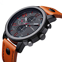 Mens Watches Top Brand Luxury Quartz Watch Casual Business Watch Male Wristwatches Quartz-Watch Relogio Masculino