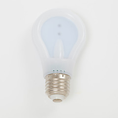 9W E26/E27 LED-globepærer A60(A19) 40 SMD 3020 900 lm Varm hvid Kold hvid Dekorativ Vekselstrøm 220-240 V 1 stk.