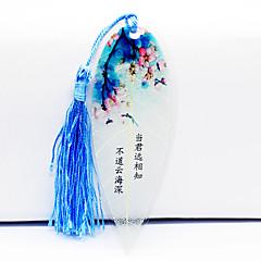 Målning bokmärken Plast,1 Förpackningar
