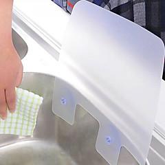 Kitchen Sucker Splash Proof Barrier Stains