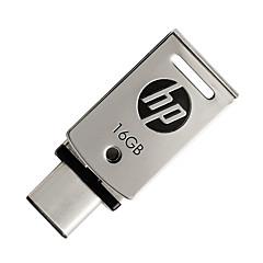 HP HP X5000 16G 16GB USB 3.0 Vedenkestävä / Iskunkestävä / Pyörivä / OTG-tuettu (Micro USB) / Langaton muisti