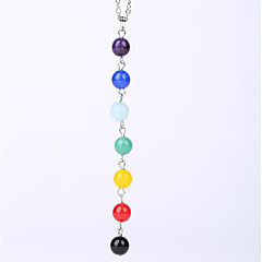 Necklace Pendant Necklaces Jewelry Alloy Daily / Casual Silver Fashionable 1pc