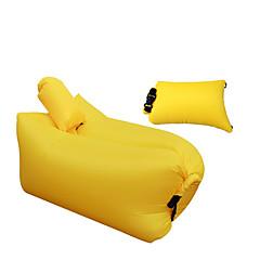 Reizen Opblaasbare stoel Reissteun Waterdicht Vouwbaar Duurzaam Draagbaar Comfortabel Polyester