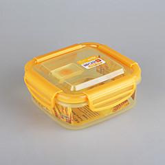 yooyee bpa marca libre del regalo promocional de ventilación de aire microondas contenedor de alimentos