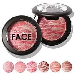 1 Blush Droog / Mat / Glinstering / Mineraal Poeder Gekleurde Lipgloss / Langdurig / Naturel Gezicht Beschikbare kleuren Guangzhou