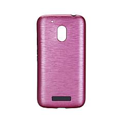 Για Εξαιρετικά λεπτή tok Πίσω Κάλυμμα tok Μονόχρωμη Σκληρή PC LG Moto G4 Play / MOTO G4 / Moto G4 Plus / Moto Z