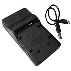 삼성 SLB-70A의 BP-70A es65 es70 ST60 pl120 pl170의 ST100에 대한 70A 마이크로의 USB 모바일 카메라 배터리 충전기