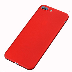 Full and silky Shockproof Case Full Body Case Solid Color Scrub Hard PC for Apple iPhone 7 Plus / iPhone 7 / 6S/ iPhone 6 plus