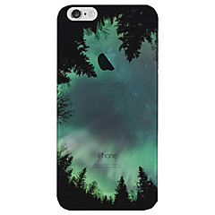 For iPhone 7 etui iPhone 6 etui iPhone 5 etui Gennemsigtig Etui Bagcover Etui Landskab Blødt TPU for AppleiPhone 7 Plus iPhone 7 iPhone