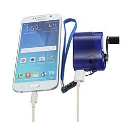 Voyage Adaptateur & Convertisseur / Chargeur de Voyage Eclairage LED Chargeur de portable DynamoAccessoire de Bagage Accessoires