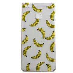 A huawei p9 p9 lite tok borító banán minta nagy áteresztőképességű festmény tpu anyag telefonos tok