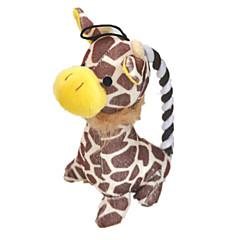 Pet Toys Plush Toy Squeaking Toy Squeak / Squeaking Durable Cotton