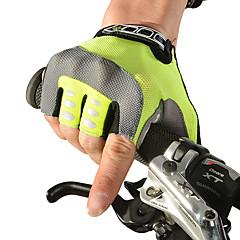 LUOKE® Aktiivi/ Urheilukäsineet Naisten koot Miesten Lasten Kaikki Pyöräilyhanskat Kevät Kesä Syksy PyöräilyhanskatVedenkestävä