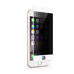 zxd 2.5D 9η πλήρη οθόνη της ιδιωτικής ζωής αντι κατάσκοπος γυαλί για το iPhone της Apple 7 συν προστατευτικό οθόνης προστατευτική μεμβράνη