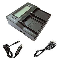 ismartdigi EL14 lcd kettős töltő autós töltő kábel Nikon D3200 d3300 d5100 d5200 d5300 D5500 fényképezőgépet batterys