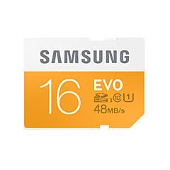 Samsung 16Gt SD kortti muistikortti UHS-1 Class10 EVO