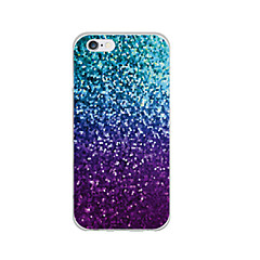 For iPhone 6 Case / iPhone 6 Plus Case Ultra-thin / Pattern Case Back Cover Case Glitter Shine Soft TPUiPhone 6s Plus/6 Plus / iPhone