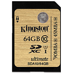 Kingston 64 GB Karta SD karta pamięci UHS-I U1 Class10 ultimate