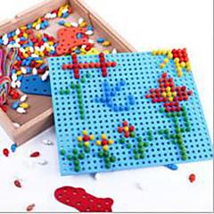 Odstresowywujący Zabawka edukacyjna Kwadrat Okrągły Drewniany Dla chłopców Dla dziewczynek