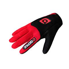Γάντια Γάντια για Δραστηριότητες/ Αθλήματα Όλα Γάντια ποδηλασίας Άνοιξη Καλοκαίρι Φθινόπωρο Χειμώνας Γάντια ποδηλασίαςΔιατηρείτε Ζεστό