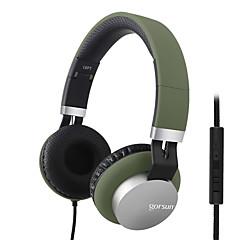 ουδέτερη Προϊόν GS-789 ΑκουστικάΚεφαλής(Με Λουράκι στο Κεφάλι)ForMedia Player/Tablet / Κινητό Τηλέφωνο / ΥπολογιστήςWithΜε Μικρόφωνο /