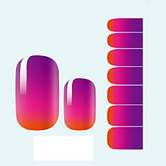 Abstract/Schattig/Bruiloft - Vinger - 3D Nagelstickers 1 - stuks 10*7*0.1 - (cm)