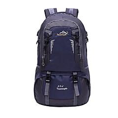 40 L Sırt Çantası Paketleri Bisiklet Sırt Çantası sırt çantası Tırmanma Serbest Sporlar Bisiklete biniciliği/Bisiklet Kamp & YürüyüşSu