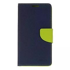 Varten Korttikotelo Lomapkko Tuella Flip Etui Kokonaan peittävä Etui Yksivärinen Kova Tekonahka varten HTCHTC 10 HTC One X9 HTC One M9