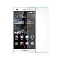 beittal® 0.26mm afgeronde rand transparant 9h gehard glas membraan screen protector voor Huawei Ascend p8 lite (5.0inch)