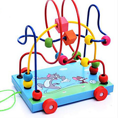 Stress Relievers Educational Toy Square Wood Boys' Girls'